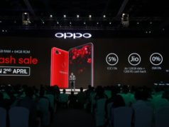 Oppo F7 Smartphone Launched
