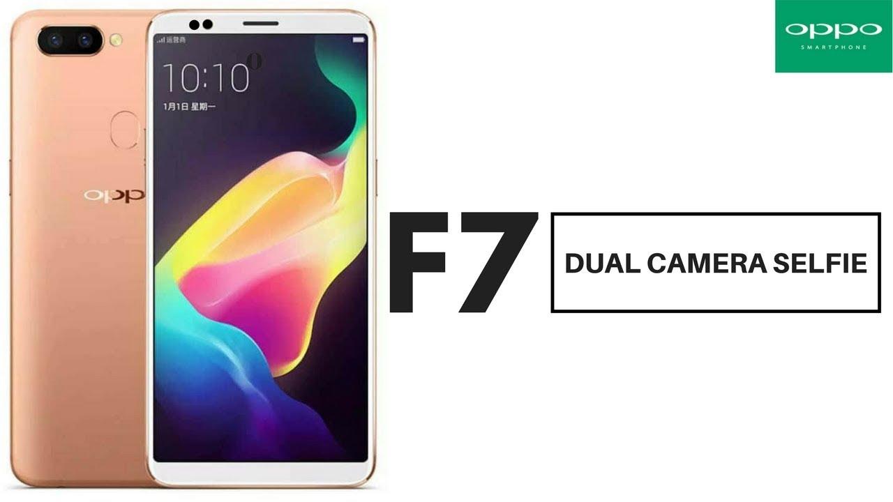 Oppo F7 Smartphone
