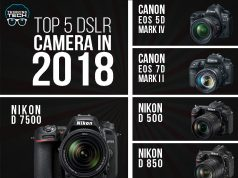 Top 5 DSLR Camera In 2018