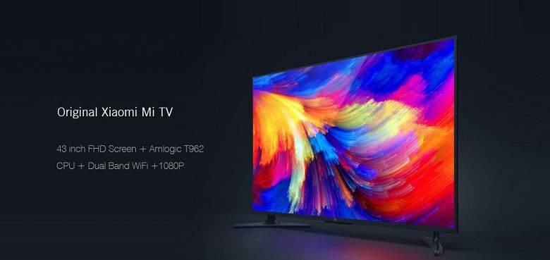 Xiaomi Mi TV 4A Series