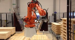 robot carpenter