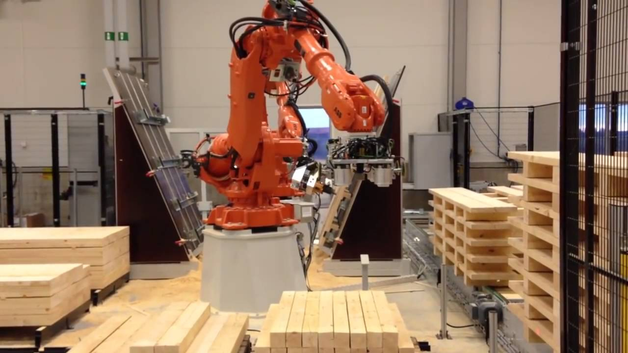 robot carpenter