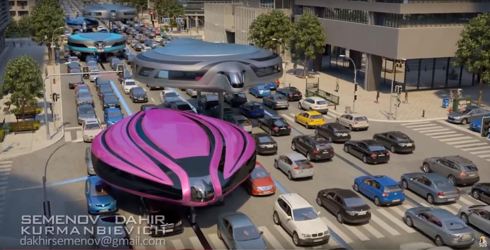 gyroscopic transportation