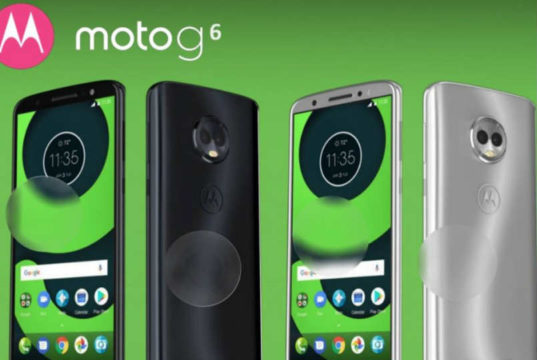 2018 Moto G6 Smartphone