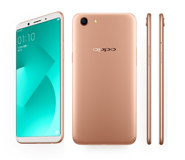 ff6415f2fa6 2018 Oppo A83 Launched In India With 4GB RAM Variants