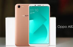 2018 Oppo A83