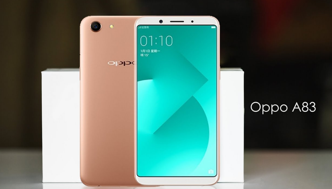 2018 Oppo A83 Launched In India With 4gb Ram Variants