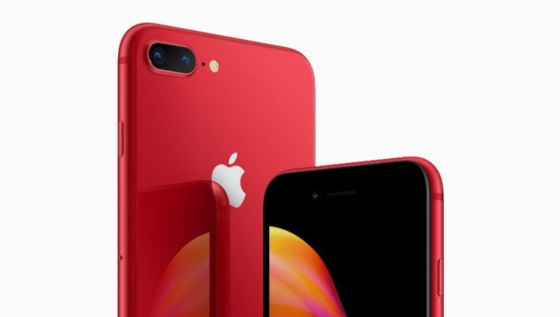 Apple iPhone 8 Plus Red Variants