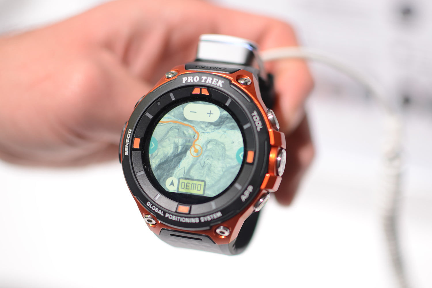 Casio WSD-F20A Smartwatch