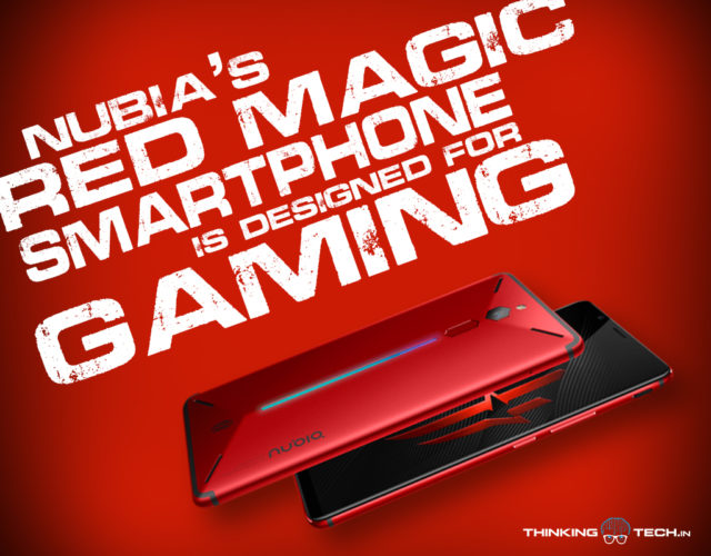 Nubia Red Magic Gaming Smartphone