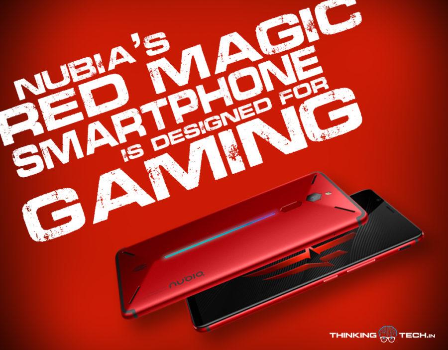 Nubia Red Magic Gaming Smartphone