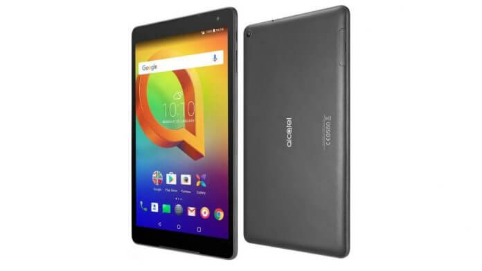 Alcatel A3 10's Tablet