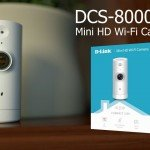 D-Link Mini HD Wi-Fi Home Camera