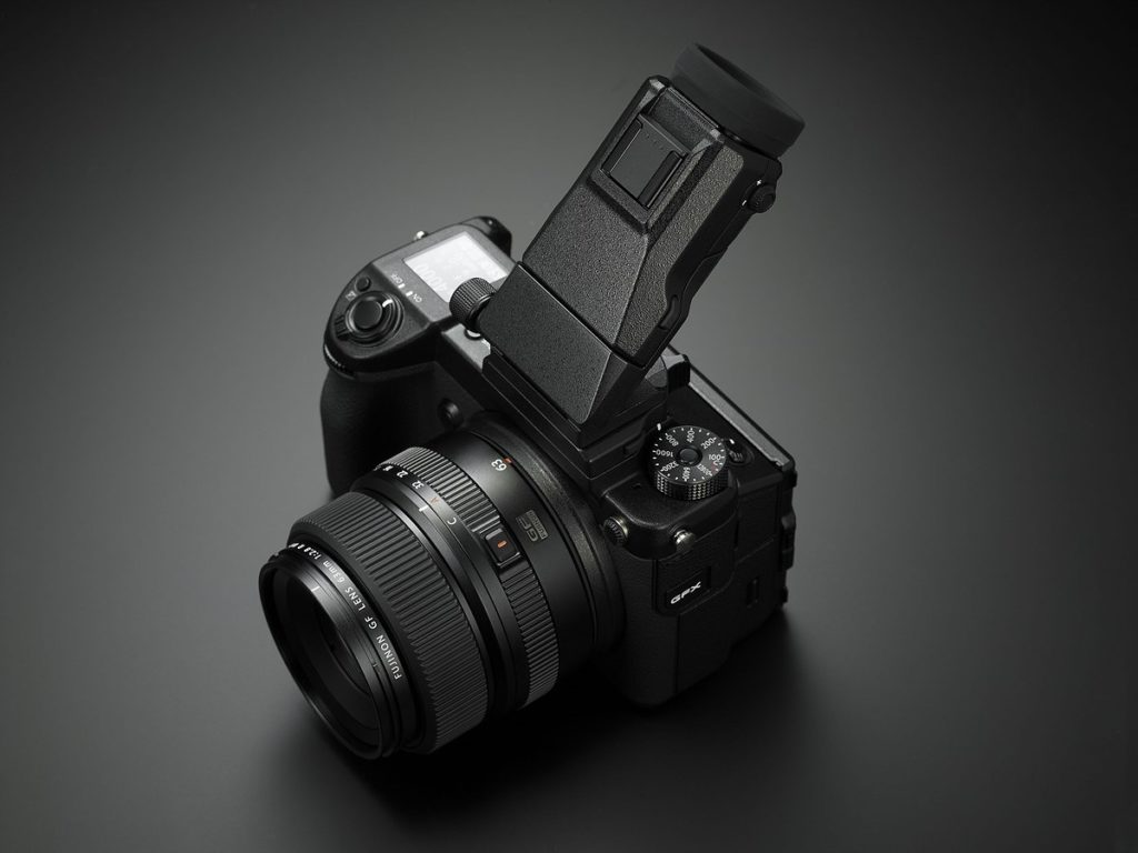 Fujifilm GFX 50S Microless Camera