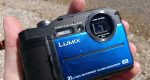 Panasonic Lumix FT7 Rugged Camera