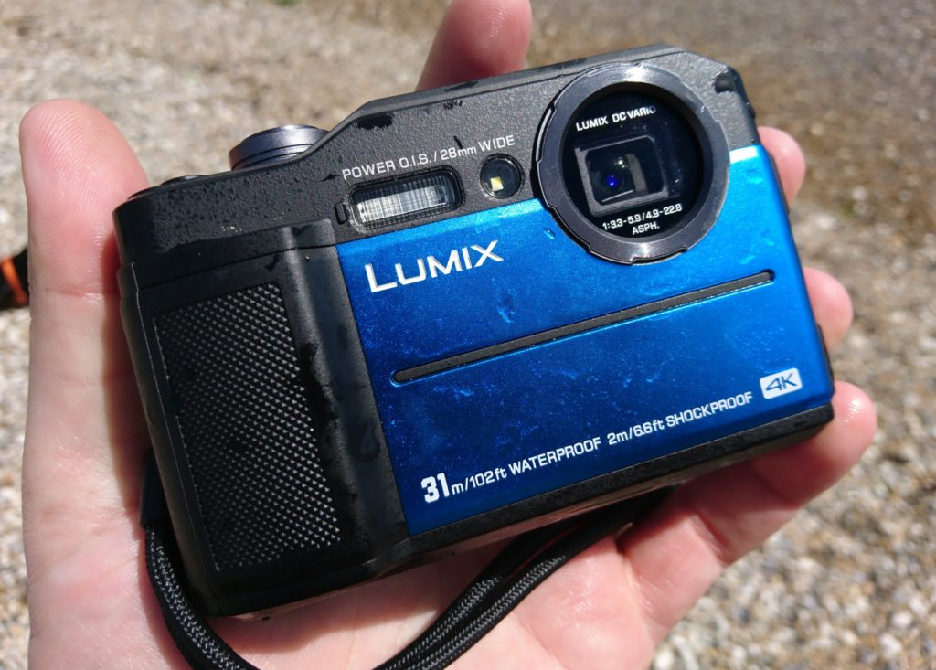 Panasonic Lumix FT7 Rugged Camera