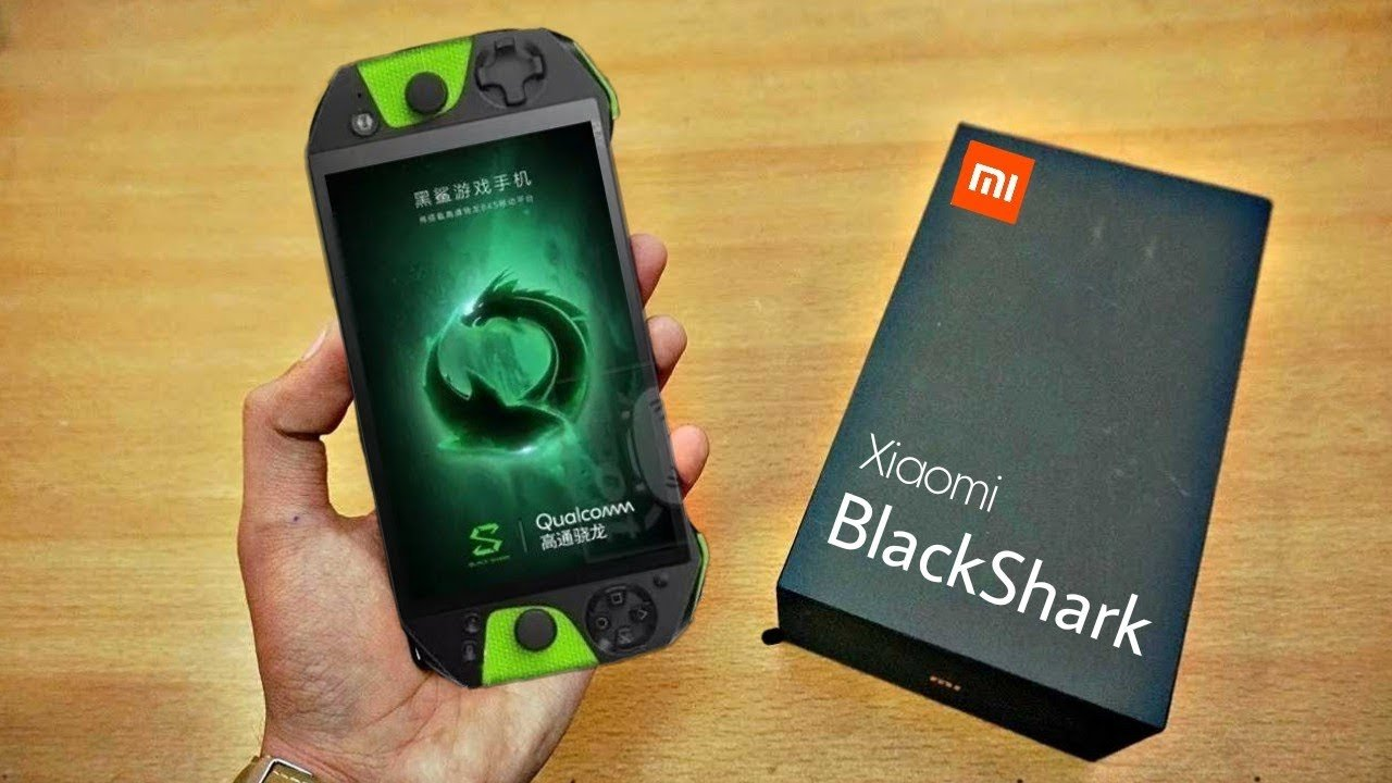 Next Generation Smartphone Xiaomi Black Shark Thinkingtech