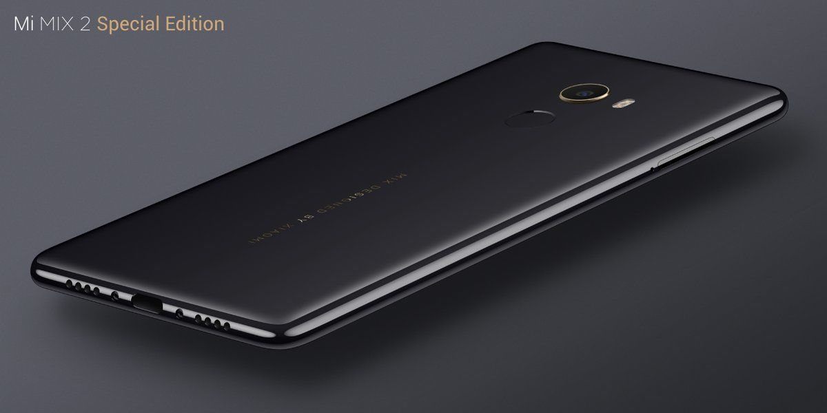 Xiaomi Mi MIX 2S Art Special Edition