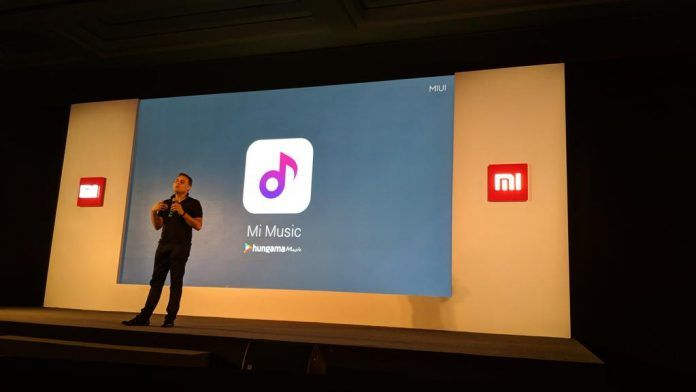 Xiaomi Mi Music And Video Apps