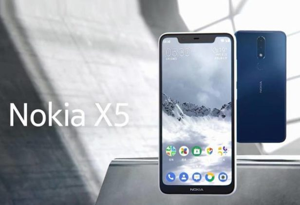Nokia X5 Smartphone