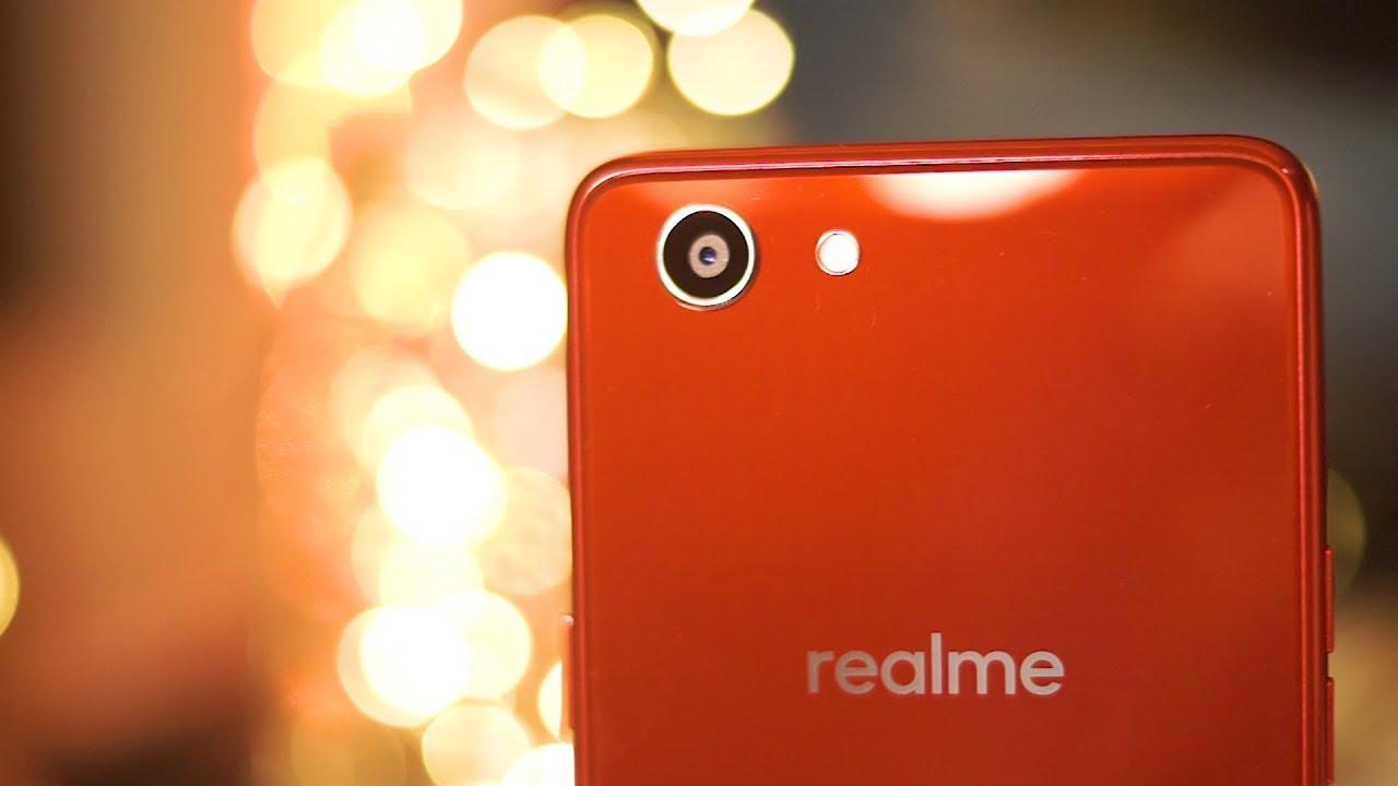 Oppo Realme 1 4GB RAM