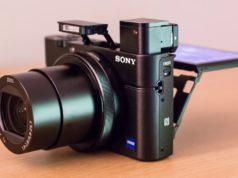 Sony RX100 VI Compact Camera