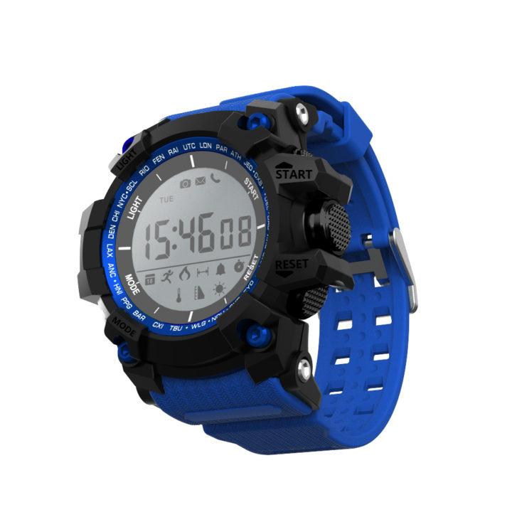 Gekko Hybrid Smartwatch