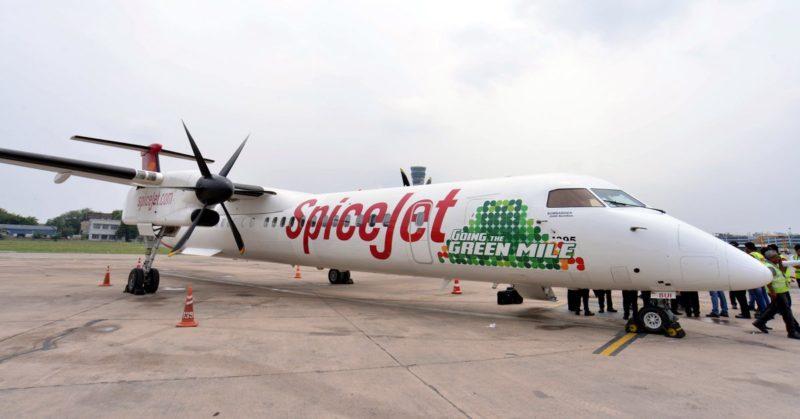 biofuel airplane