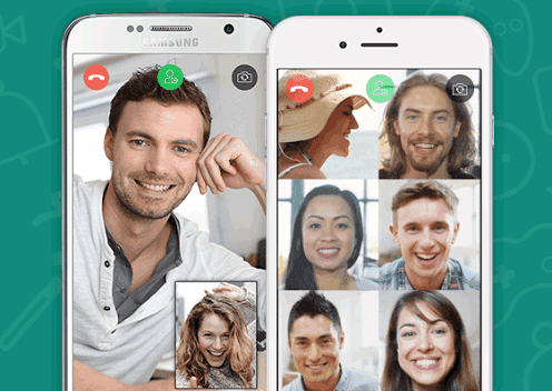 WhatsApp Group Voice