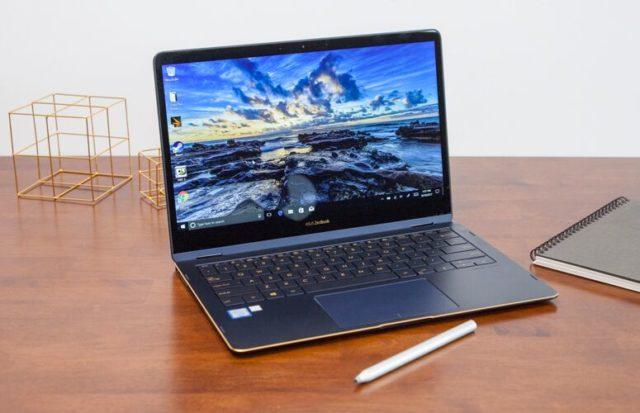 Asus ZenBook Pro Laptop