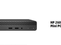 HP 260 G3 Mini Desktop