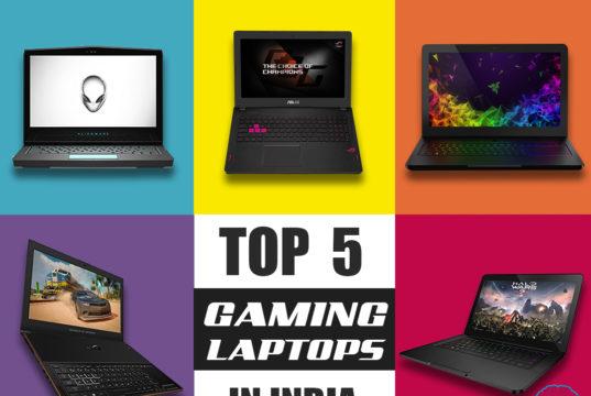 Top 5 Gaming Laptops