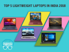 Lightweight Laptops in India