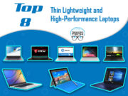 Lightweight and High-Performance Laptops