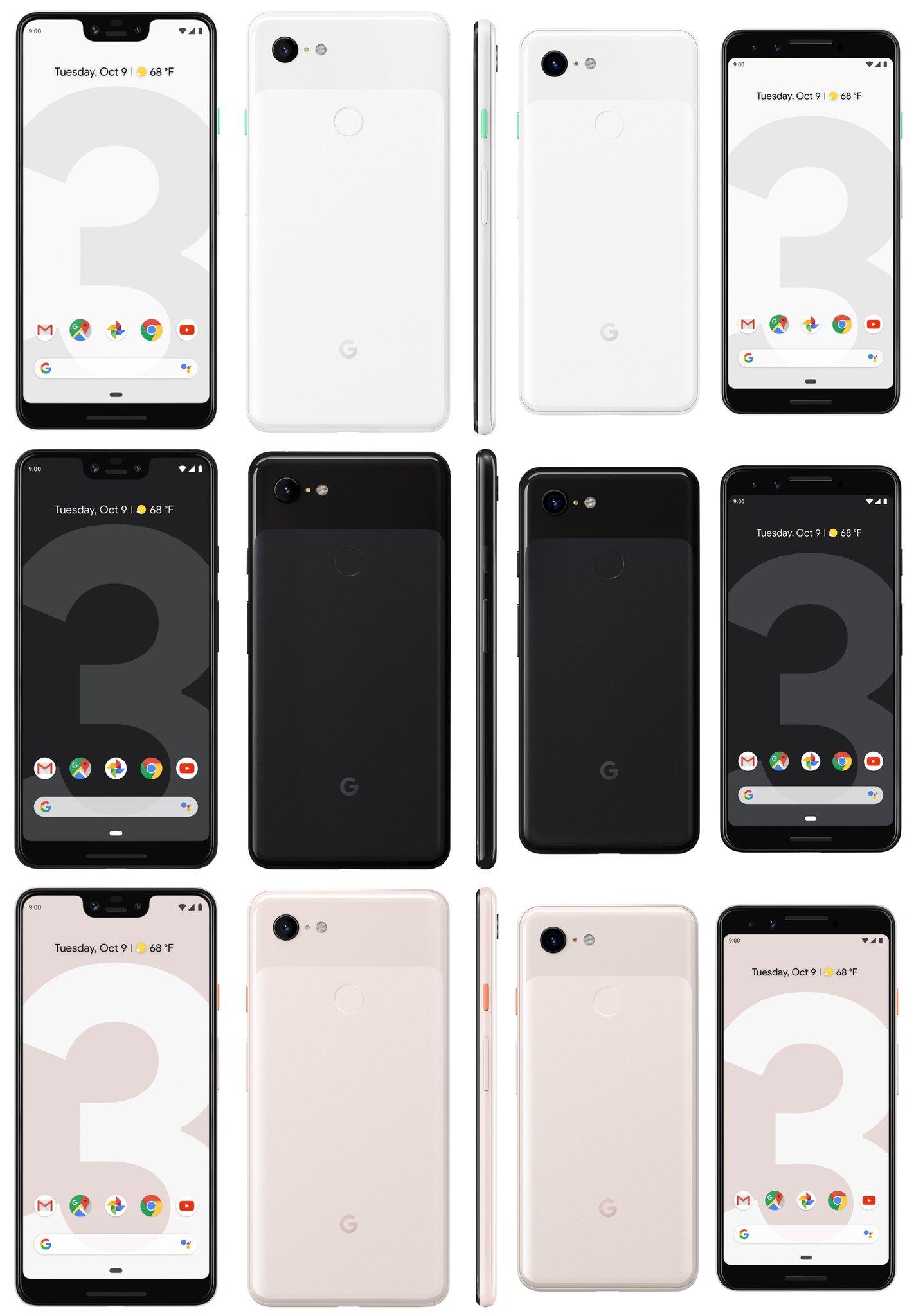 Pixel 3XL