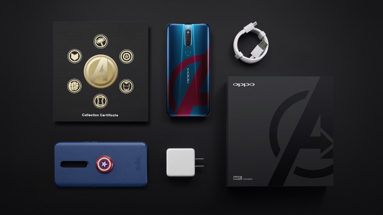 Avengers Endgame Oppo F11 Pro