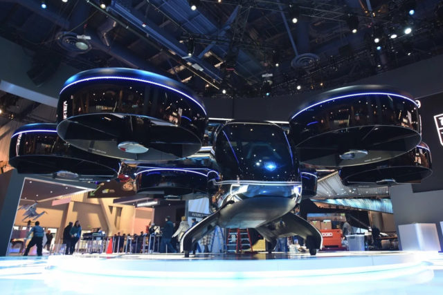 Bell helicopter concept Nexus