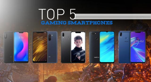Best Gaming Smartphones Under 20000