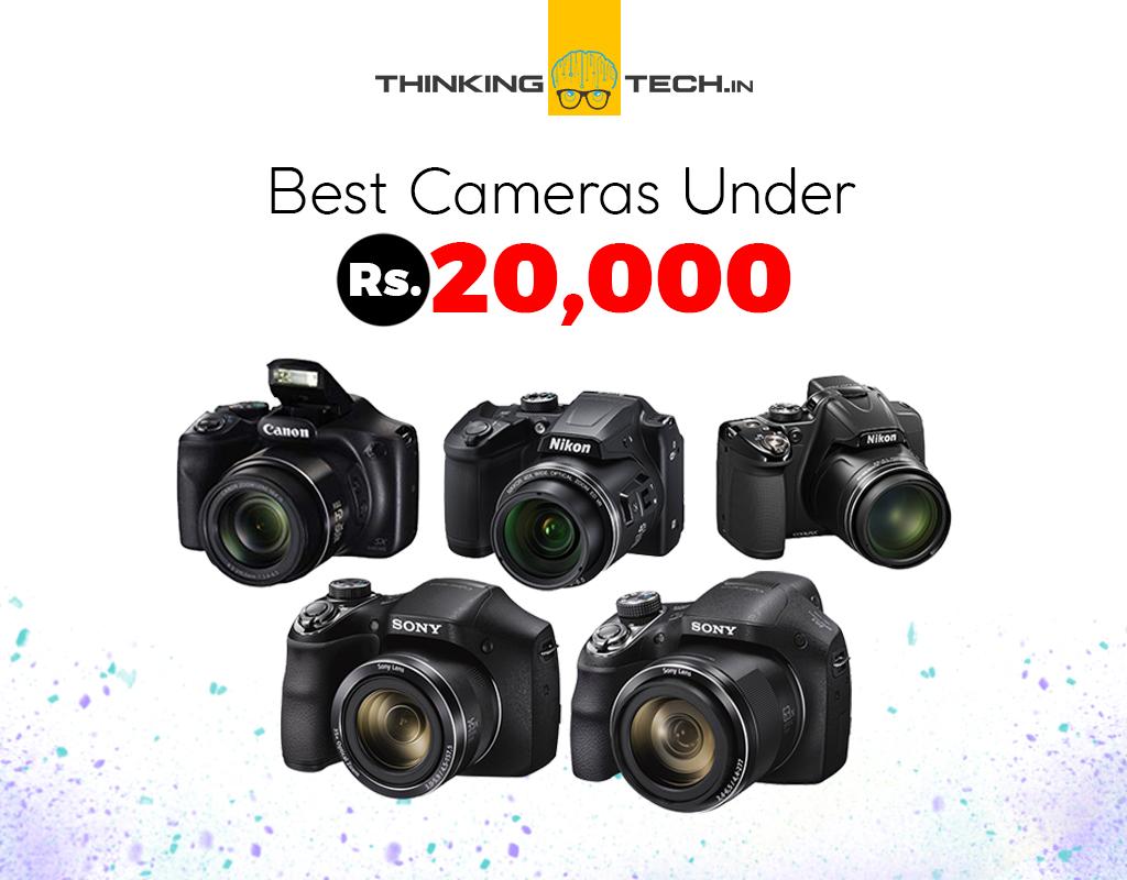 best cameras under 20000
