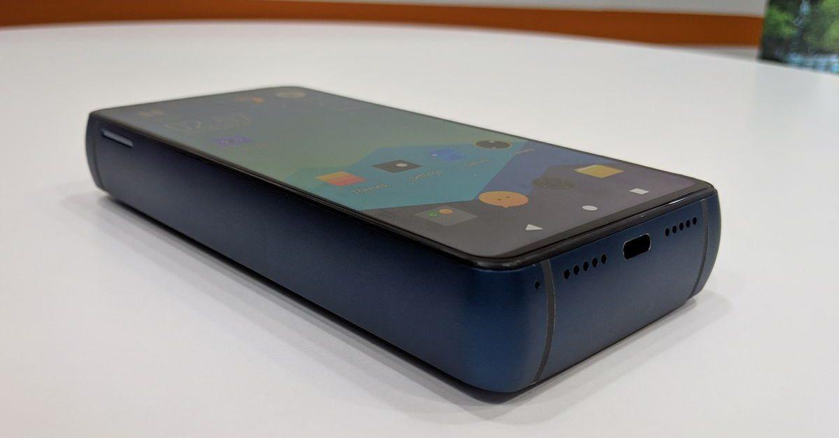 Energizer phone 18000mAh battery