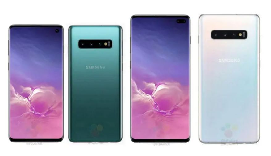 Samsung Galaxy S10 reservations