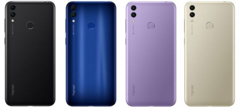 Honor 8C color