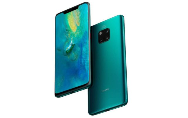 Huawei Mate 20 Pro New Color Variants