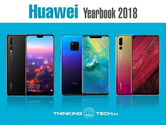 Huawei Yearbook 2018