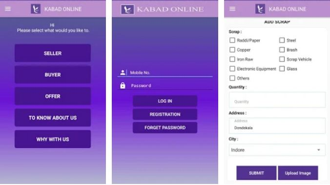 Kabadonline App
