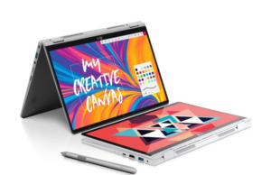 LG Gram 17 Laptop And 2-in-1 display