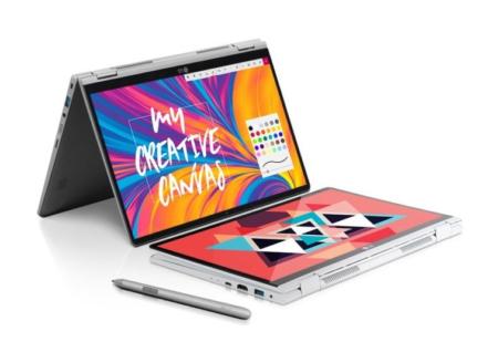LG Gram 17 Laptop And 2-in-1 display