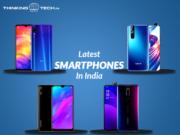 new smartphones in India