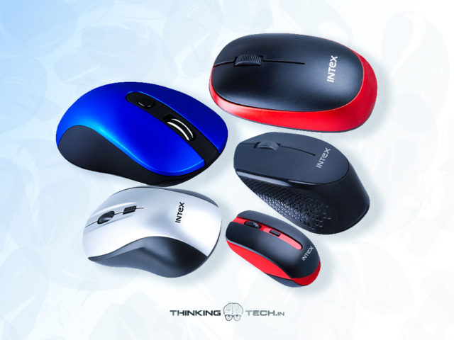 Intex Wireless Mouse