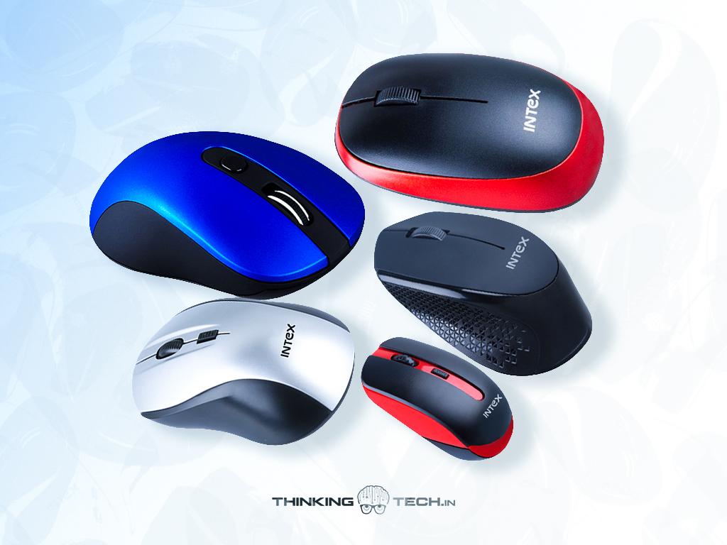 Intex Wireless Mouse